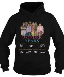 The Wonder Years signature  Hoodie