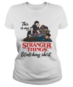 This is my Stranger Things watching  Classic Ladies