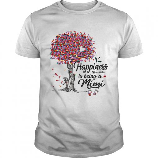 Tree happiness is being a mimi  Unisex