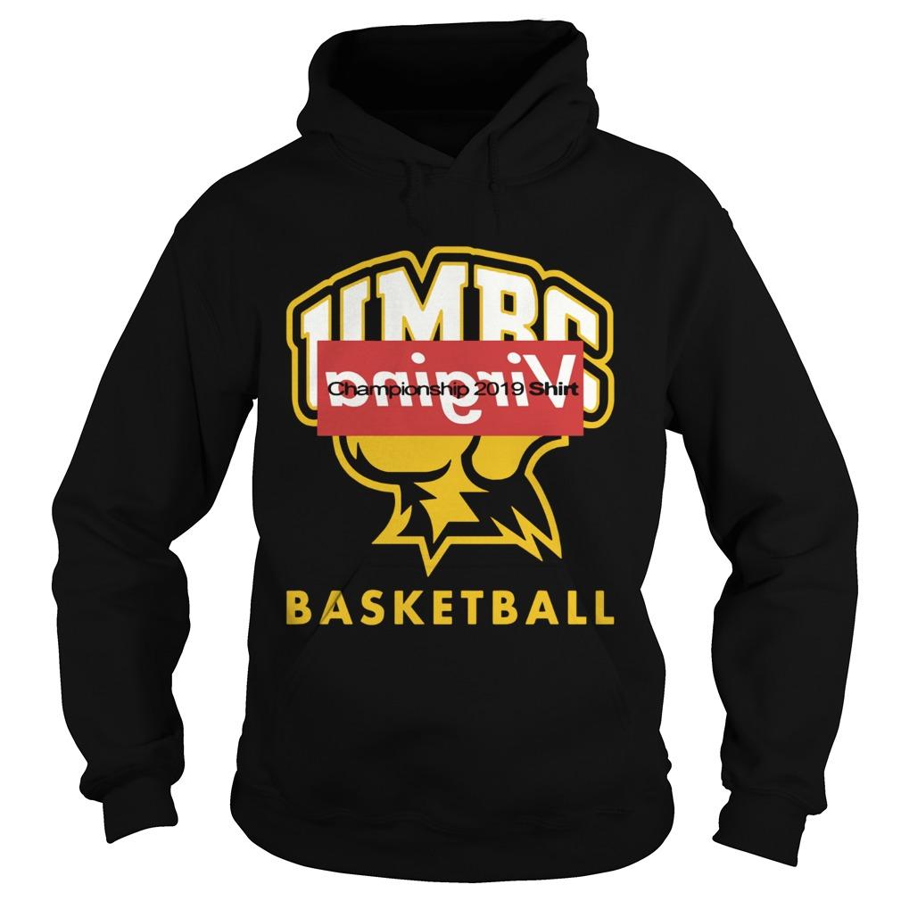 UMBC basketball VIRGINIA Champion 2019 Hoodie