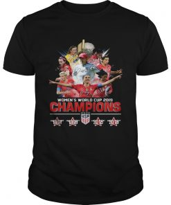 USA Womens world cup 2019 Champions 4 times  Unisex