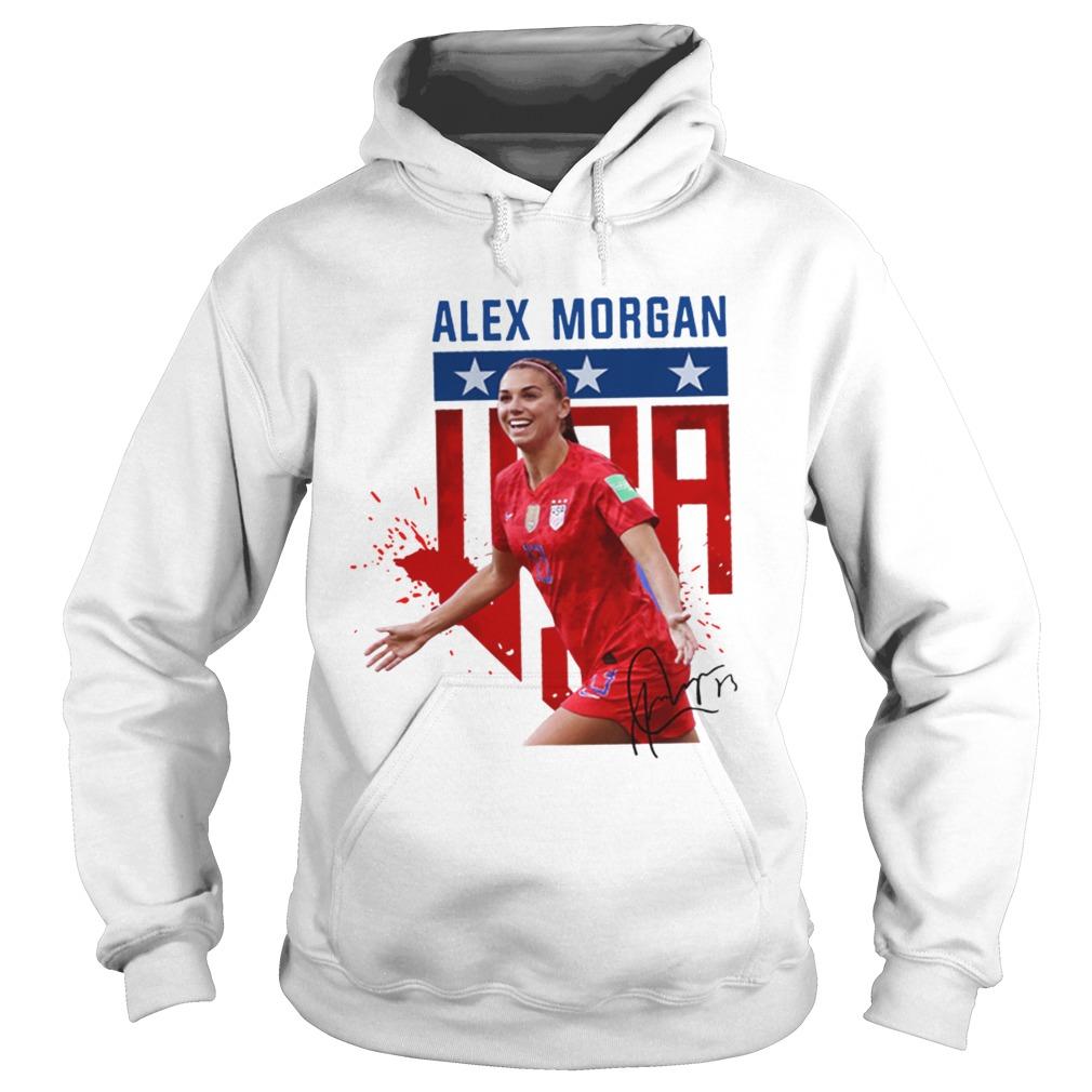USWNT Alex Morgan 13 football Hoodie