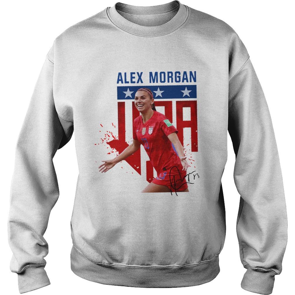 USWNT Alex Morgan 13 football Sweatshirt