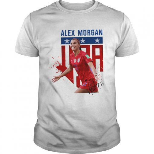 USWNT Alex Morgan 13 football  Unisex