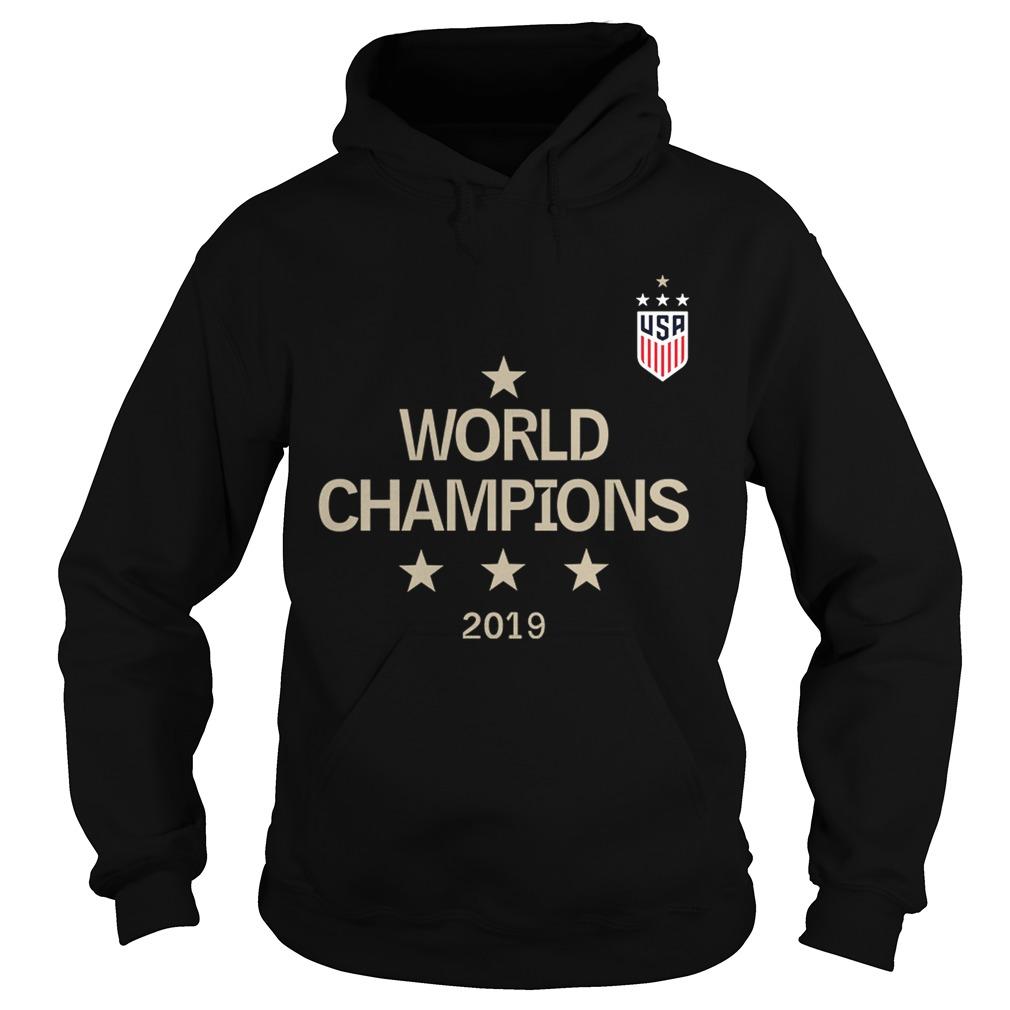 World Champions 2019 Hoodie