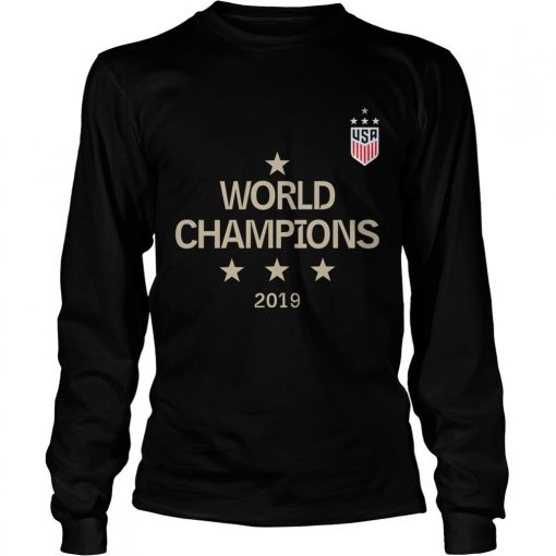 World Champions 2019  LongSleeve