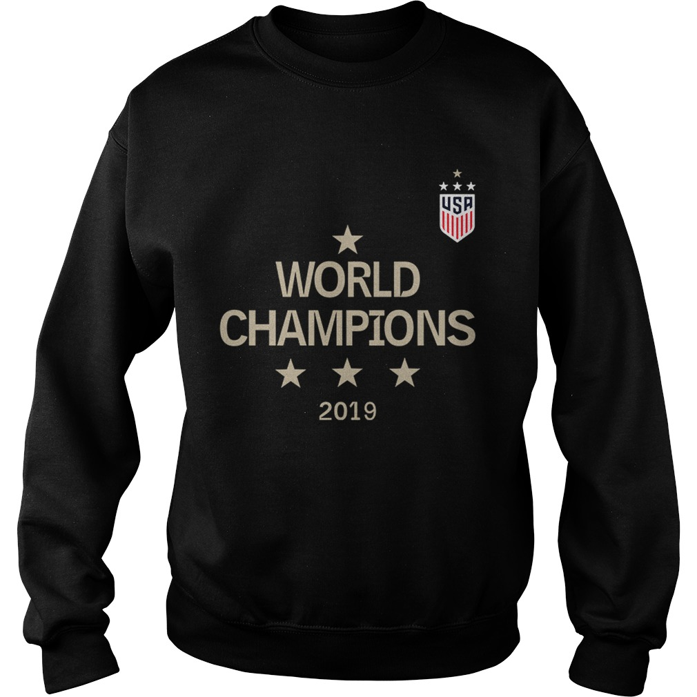 World Champions 2019 Sweatshirt
