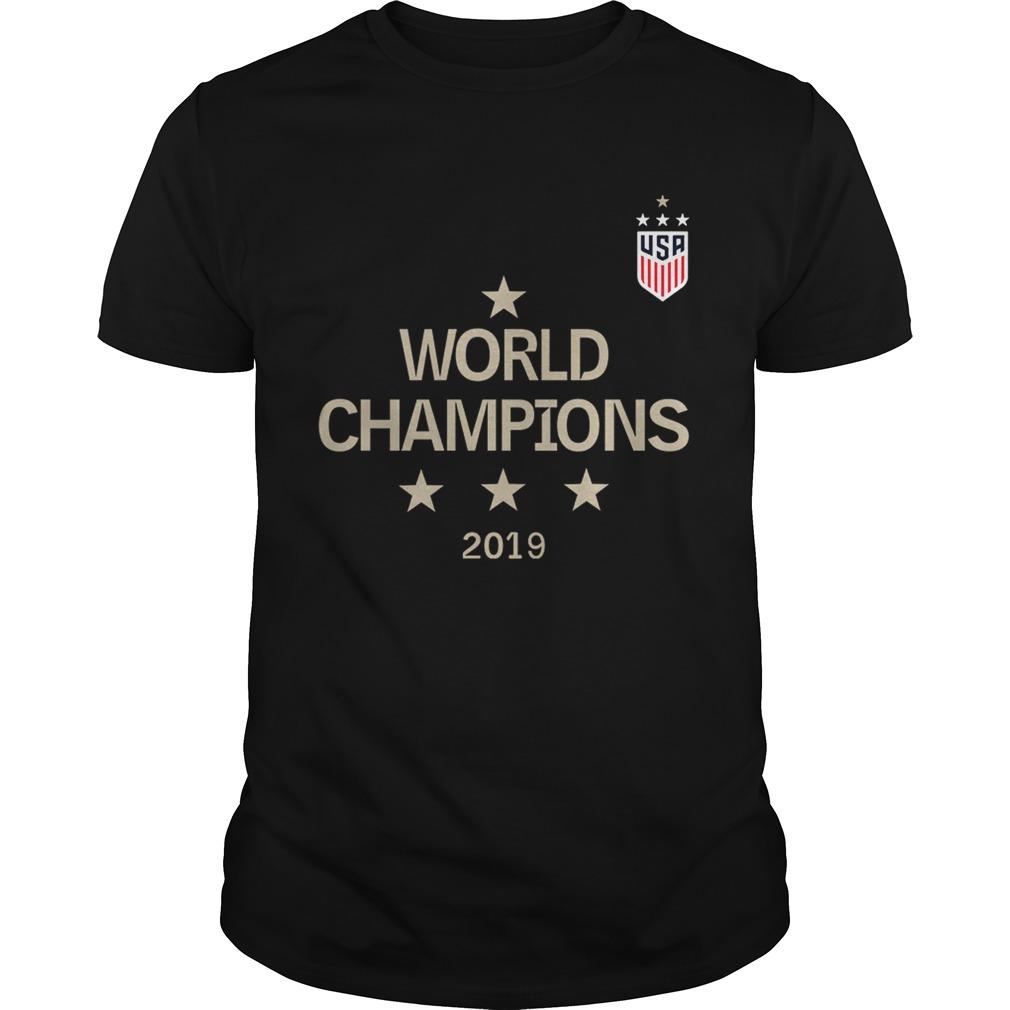 World Champions 2019 Unisex