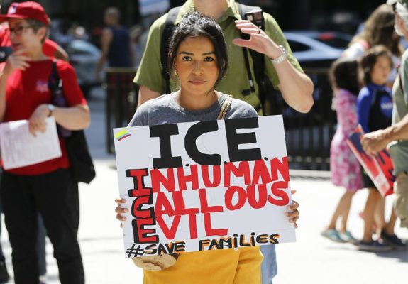 Despite weeks of threats, ICE raids begin with a whimper yet still stoke fears