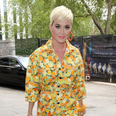 Katy Perry Takes Her Campy Style to the Most Unlikely of Places
