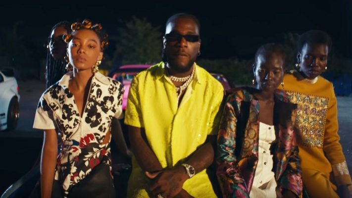 Burna Boy Proves He's Nigeria's Most Stylish Musician in His New Video