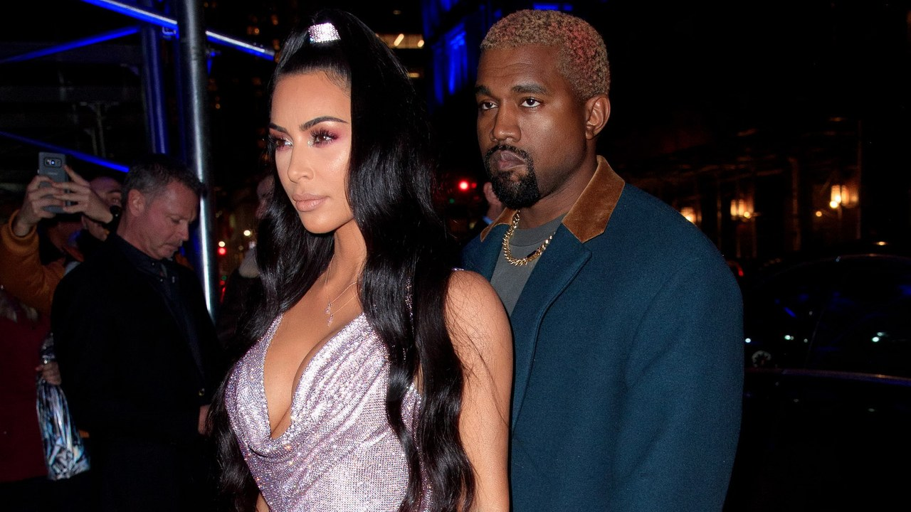 Kim Kardashian and Kanye West Up Their Date Night Style Game