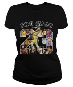 23 King James signature  Classic Ladies