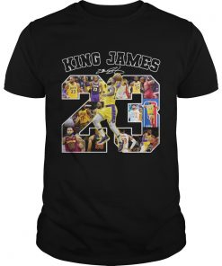 23 King James signature  Unisex