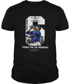 6 Marcus Stroman Toronto Blue Jays thank you for the memories  Unisex