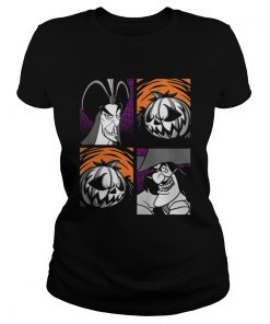 Beautiful Disney Halloween Villains  Classic Ladies