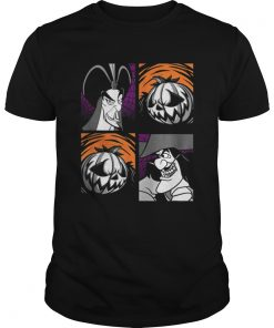 Beautiful Disney Halloween Villains  Unisex