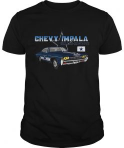 Chevy Impala 1967 Dallas Cowboys  Unisex