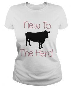 Cow new to the herd  Classic Ladies