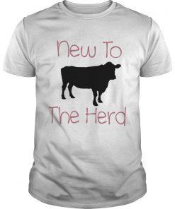 Cow new to the herd  Unisex