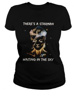 David Bowie theres a Starman waiting in the sky  Classic Ladies
