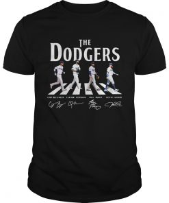 Dodgers The Dodgers Abbey road signature  Unisex