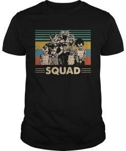Dragon Ball Z Gangsta squad vintage  Unisex
