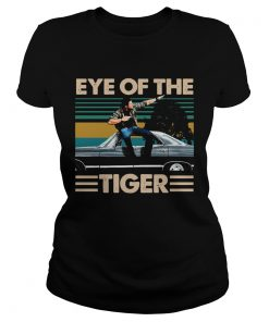 Eye of the tiger Supernatural retro  Classic Ladies