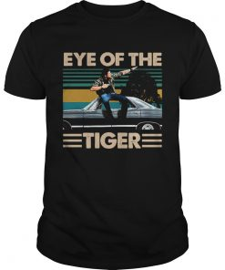 Eye of the tiger Supernatural retro  Unisex