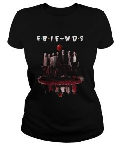 FRIENDS Poster IT Chapter Two upside down  Classic Ladies