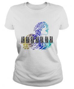 Final Fantasy Tidus ah ha ha ha  Classic Ladies