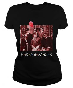 Friend TV show Horror character  Classic Ladies