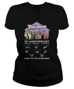 Full House 32nd anniversary 1987 2019 thank you for the memories  Classic Ladies