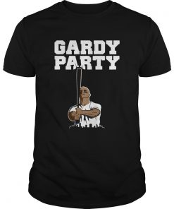 Gardy Party Brett Gardner  Unisex