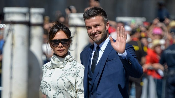Victoria and David Beckham Are on the Ultimate Fashion Vacation
