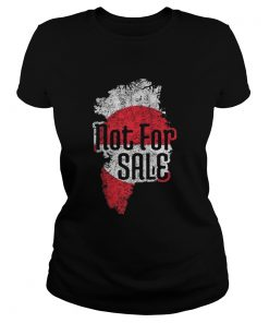 Greenland Not For Sale  Classic Ladies