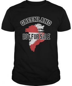 Greenland Not For Sale t Unisex