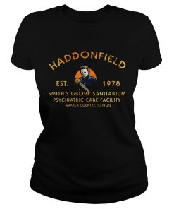 Haddonfield Smiths grove sanitarium Michael Myers  Classic Ladies