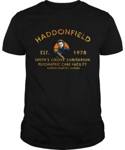 Haddonfield Smiths grove sanitarium Michael Myers  Unisex