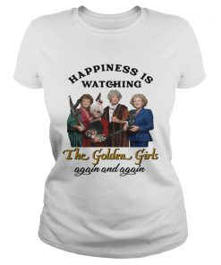 Happiness is watching The Golden Girls again  Classic Ladies