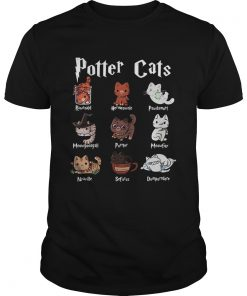 Harry Potter cats  Unisex