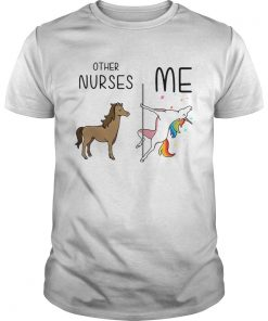 Horse unicorn pole dance other nurses me  Unisex