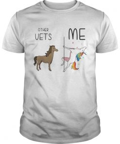 Horse unicorn pole dance other vets me  Unisex