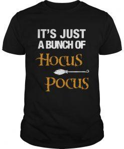 Its just a bunch of Hocus Pocus Halloween  Unisex