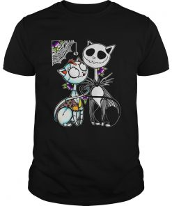 Jack Skellington and Sally cat  Unisex