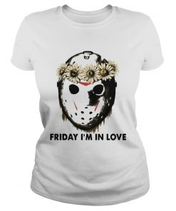 Jason Voorhees Friday Im in love  Classic Ladies