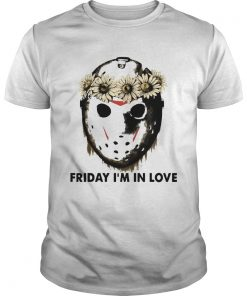 Jason Voorhees Friday Im in love  Unisex