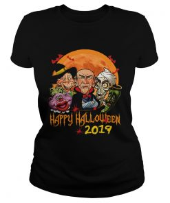 Jeff Dunham characters Happy halloween 2019  Classic Ladies