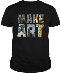 Make art humor painting  Unisex