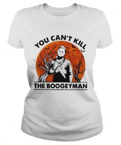 Michael Myers you cant kill the Boogeyman  Classic Ladies
